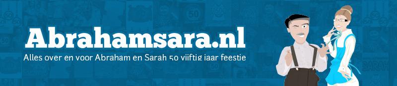 50 jaar Abraham 50 jaar Sarah  feest gedicht lied