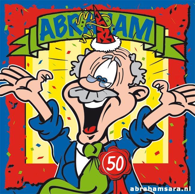 verjaardag 50 jaar abraham Afbeeldingen 50 Jaar Abraham   ARCHIDEV verjaardag 50 jaar abraham